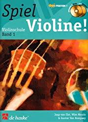 Spiel Violine Band 1